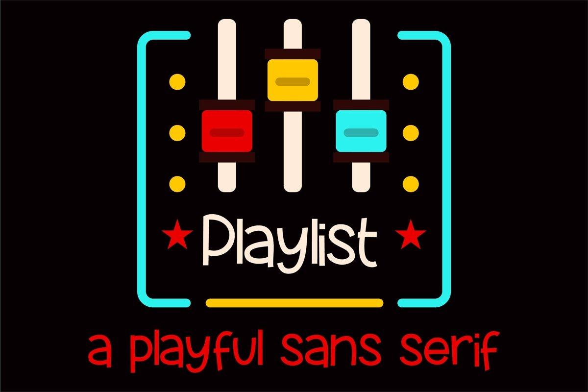 PN Playlist example image 1