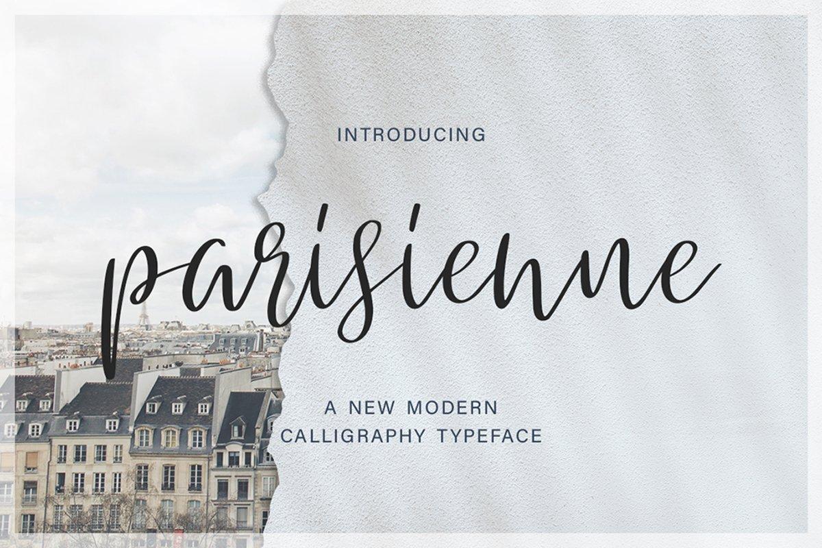 Parisienne example image 1