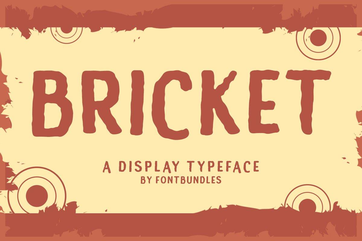 Bricket example image 1