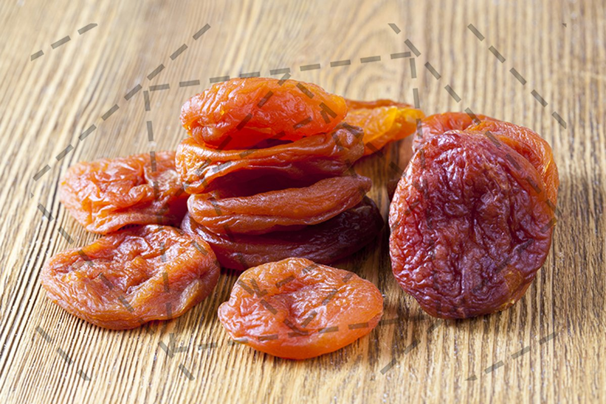 dried apricots example image 1