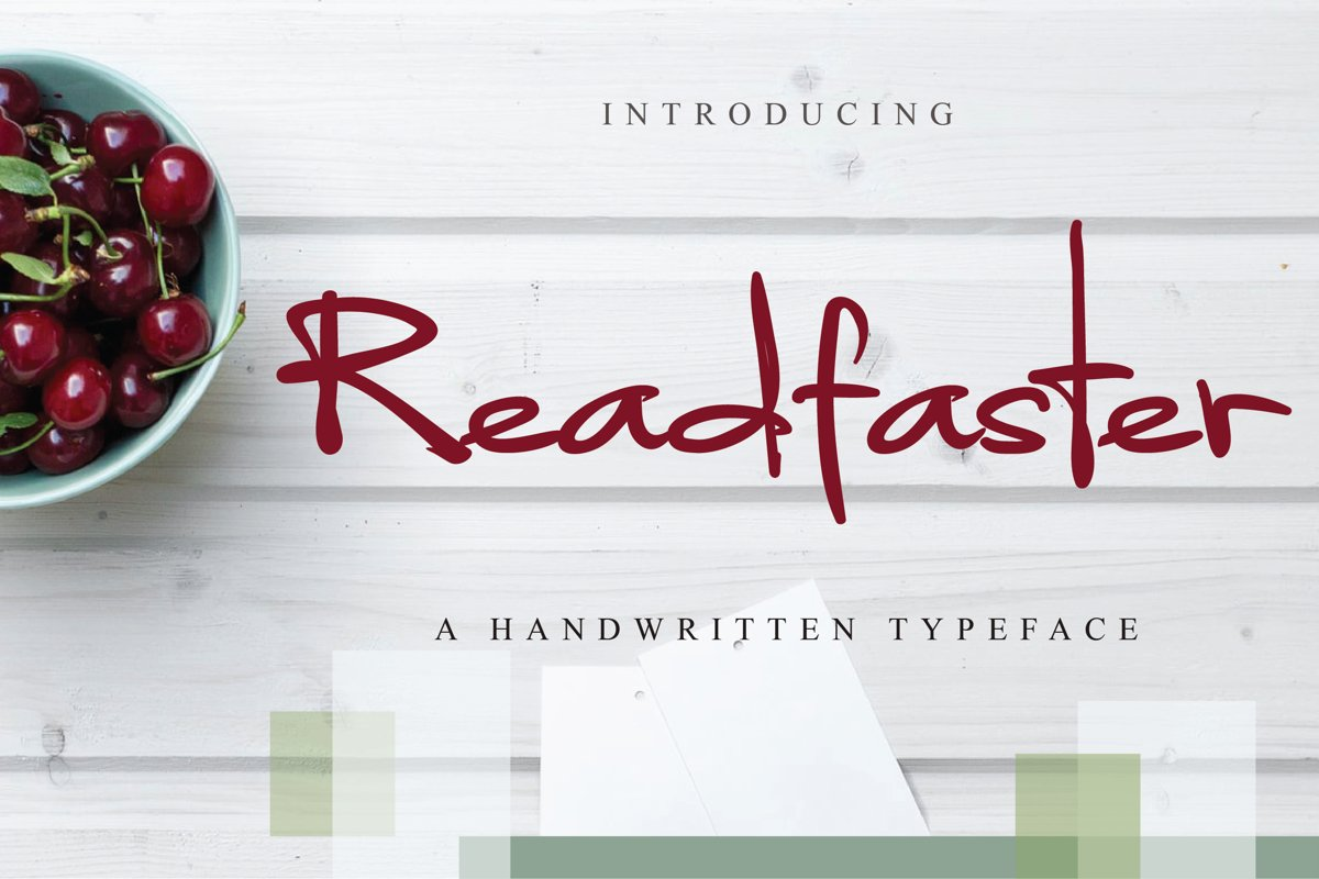 Readfaster example image 1
