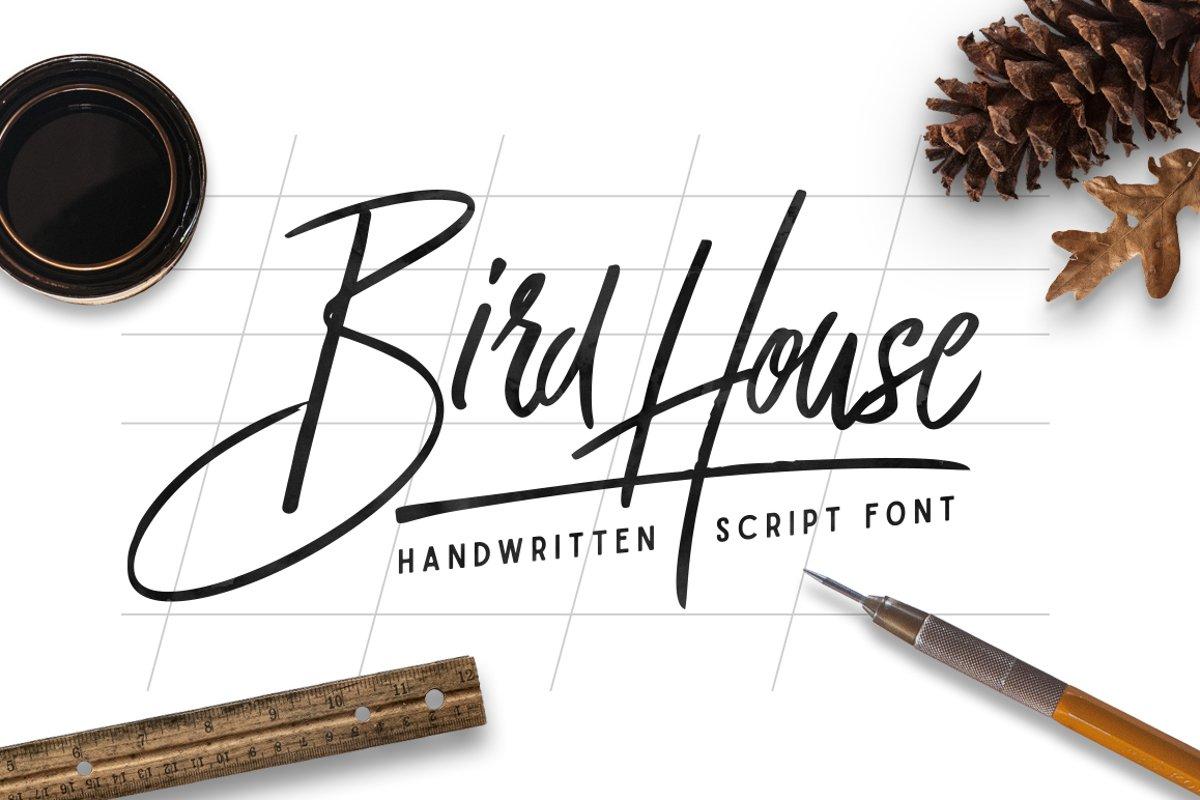 Bird House Script example image 1