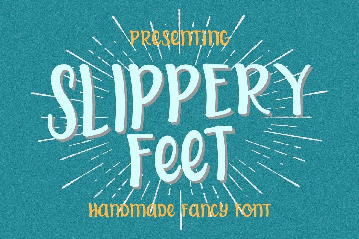 Slippery Feet example image 1