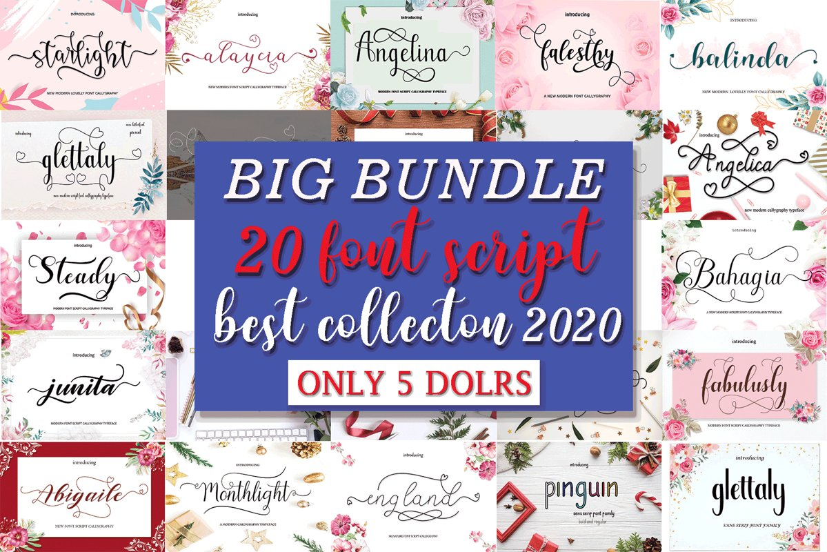 20 IN 1 BUNDLE example image 1