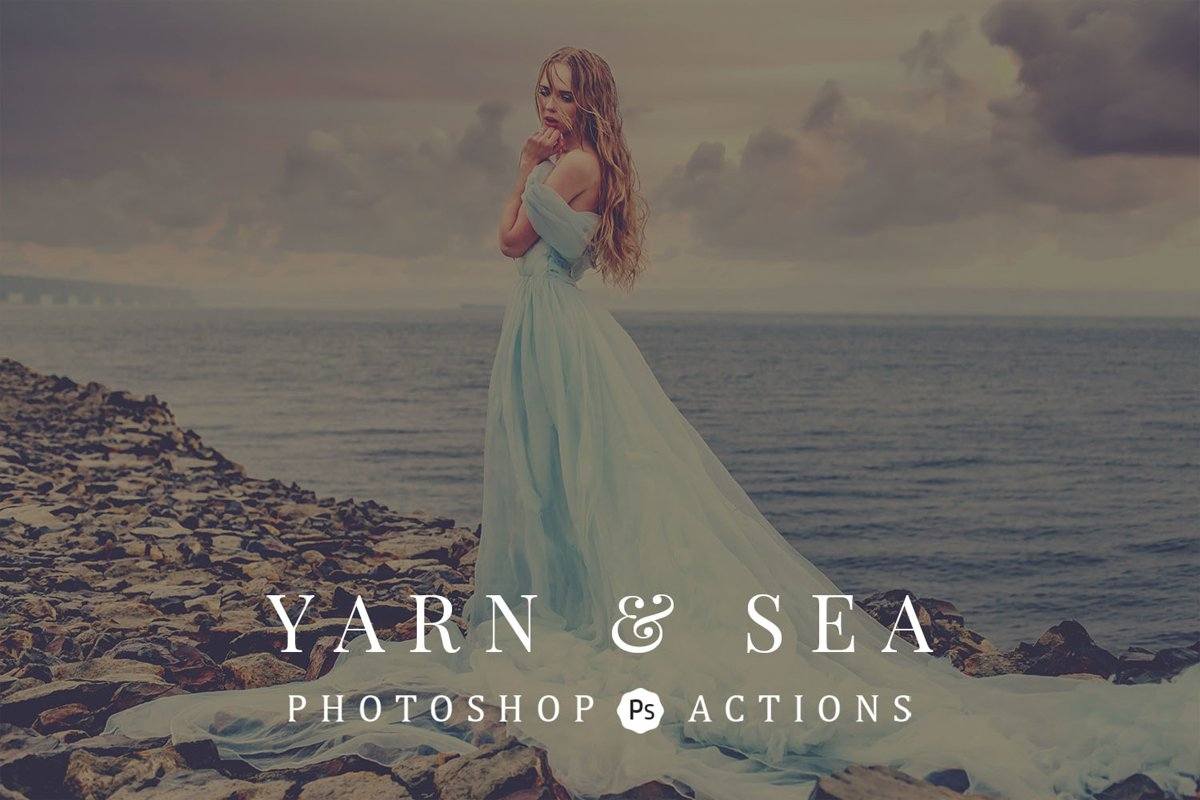 Yarn & Sea Action Collection example image 1