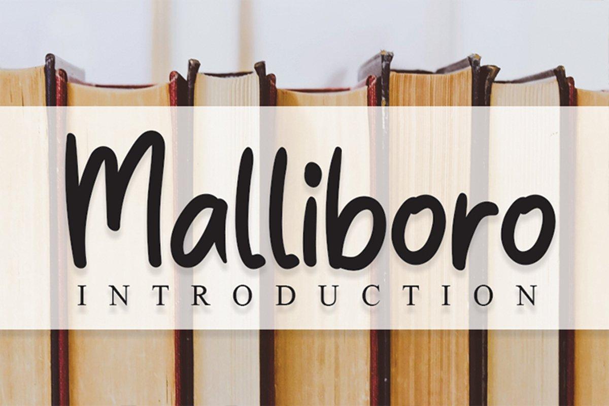 Malliboro example image 1
