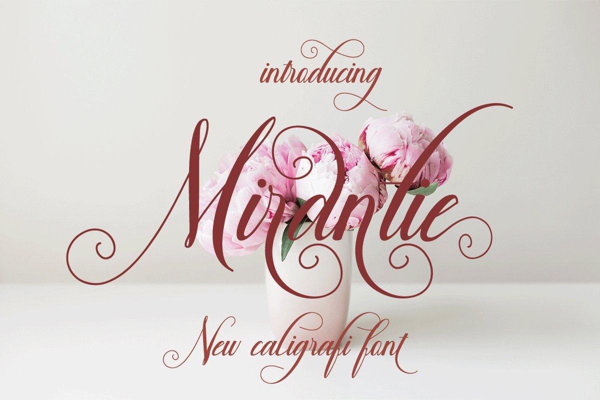 Mirantie example image 1
