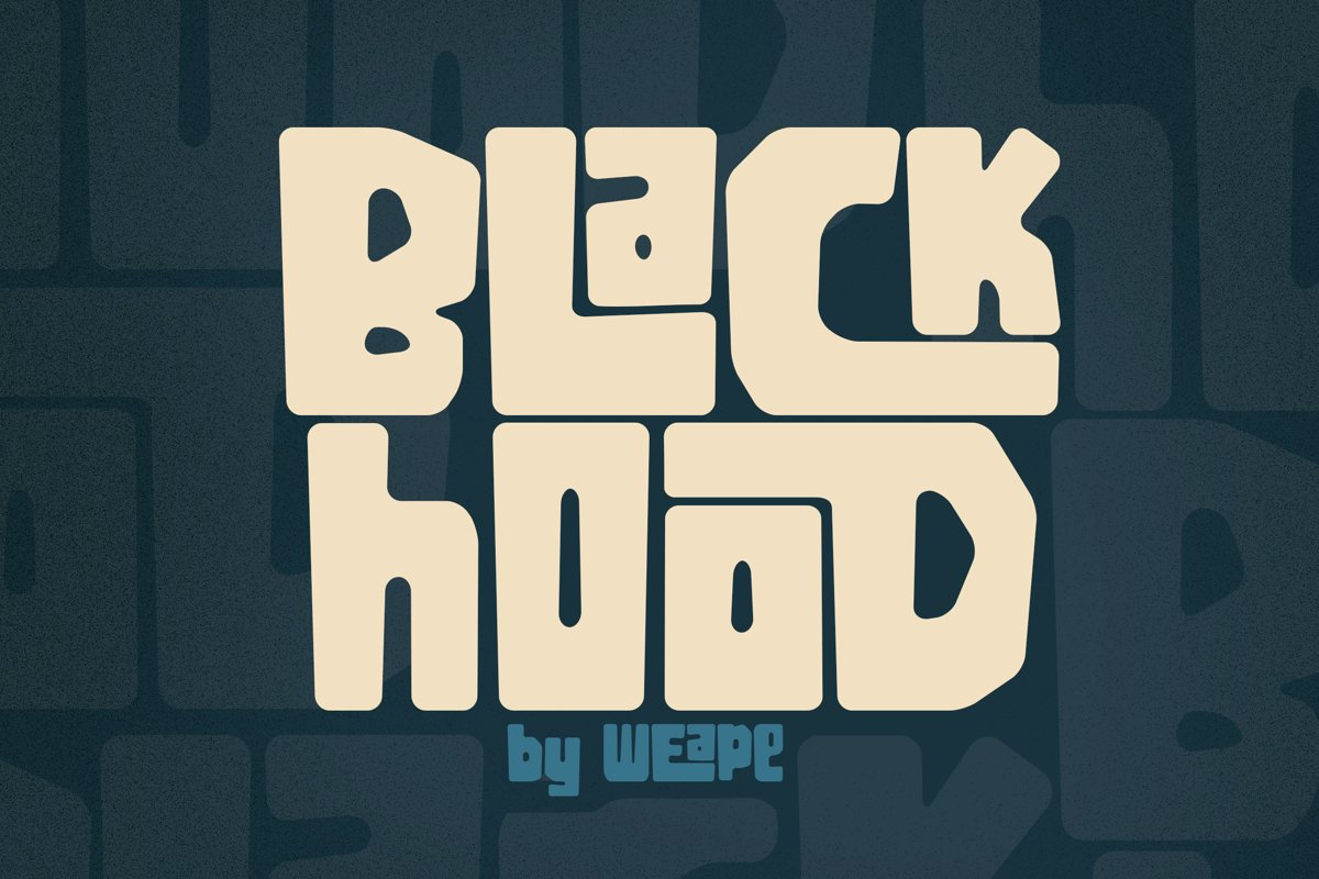 Blackhood example image 1