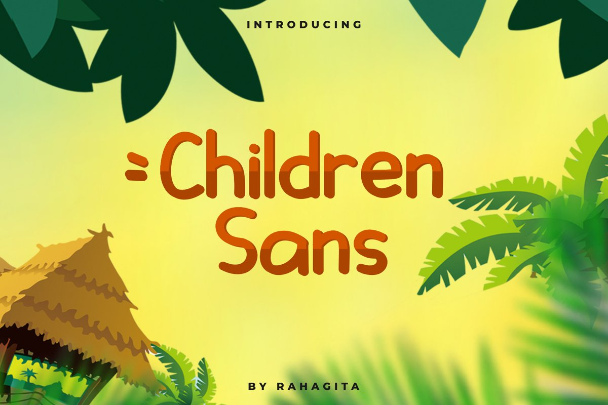 Children Sans example image 1