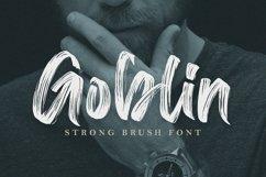 Goblin - Urban Brush Font Product Image 1