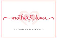 mother lover Product Image 1