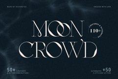 MOON CROWD - Elegant & Stylish Serif Product Image 1