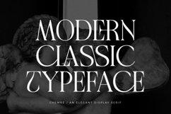 Chemre - Elegant Serif Product Image 9
