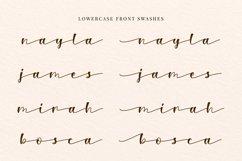 Wedding Script Font - Bianca Eliza Product Image 5