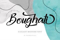 Boughati - Elegant Modern Font Product Image 1
