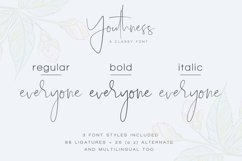 Youthness Family - Modern Script Product Image 5