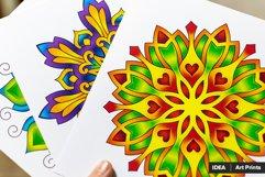 Mandala Vector Ornaments Bundle Product Image 5