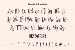 Wedding Script Font - Renatta Victorina Product Image 3