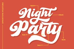 Retro Young - Vintage Bold Font Product Image 2