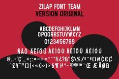 Zilap Font Team Product Image 2