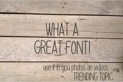 Great Font Product Image 1