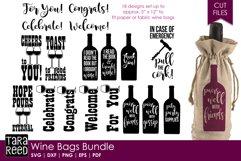 Wine Bag svg bundle Product Image 1