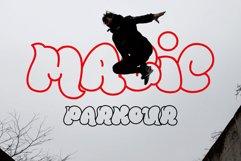 Red Bubble - Graffiti Font Product Image 2