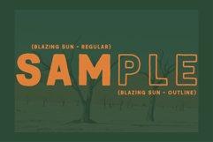 BLAZING SUN Product Image 3