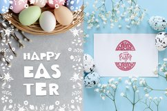 Easter Spring display fonts - Trio Product Image 2