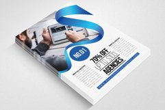 Business Training Flyers Template Product Image 3