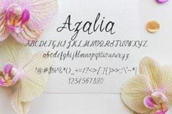 Azalia Font Product Image 2