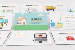 Stay At Home Infographic Powerpoint Product Image 1