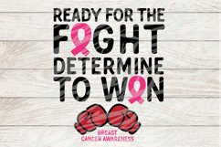 Ready for the fight Breast Cancer Awareness Product Image 1
