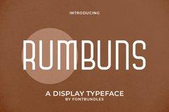 Rumbuns Product Image 1
