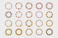 Fall-inspired Wreaths & Elements Product Image 2