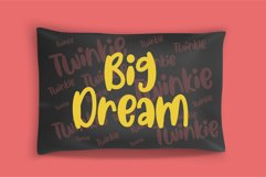 Twinkie - cute & playful font Product Image 2