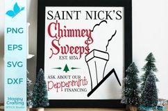 Saint Nick's Chimney Sweeps - A Christmas Craft File Product Image 1