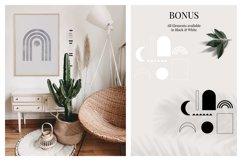Boho Geometric Shapes & Elements - More than 500 Product Image 5