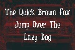 Black Roast - child teen handwritten font Product Image 4