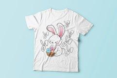 bunny decorative font Product Image 1