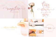 The Cute Crafter's Font Bundle Product Image 2