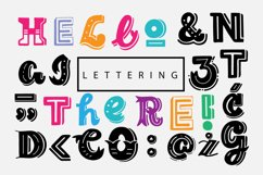 The Lettering Font Product Image 5