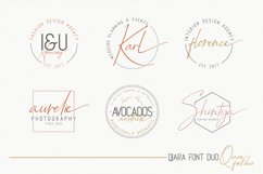 Qiara Collections Font Duo Product Image 6
