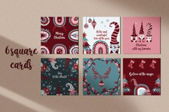 Cute Christmas greeting cards Product Image 2