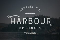 Arbour - Hand Drawn Font Product Image 5