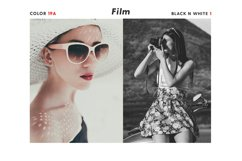 Film Look - Lightroom & Photoshop Camera Raw Presets Product Image 4