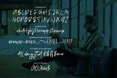 Web Font Agotal - A Modern Handwritten Font Product Image 3