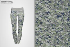 German Pixel Camouflage Patterns Product Image 3