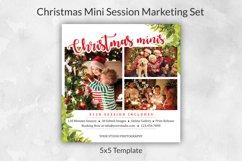 Christmas Mini Session Marketing Set Product Image 3