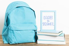 Classroom A Fun School Font With 6 Designs Product Image 4